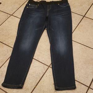 Women's 5 pocket jeans